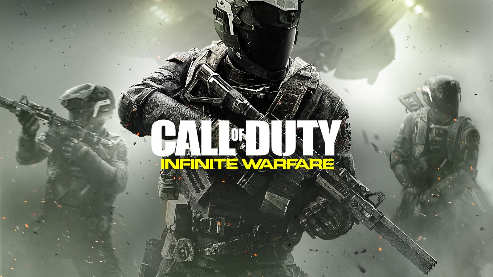 Call of Duty Infinite Warfare Steam аккаунт