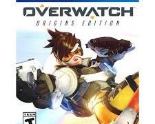 Overwatch: Origin Edition PS4/EU