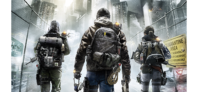 The Division (+ Season) + Rainbow Six Siege (+ Season)