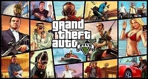 Купить игру Grand Theft Auto V за низкую цену