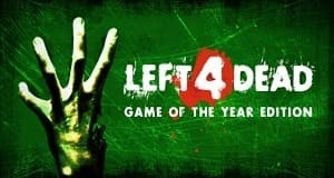 Left 4 Dead + подарок