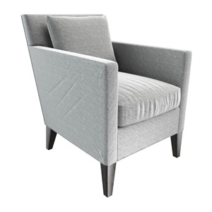 Laxamanna Lounge Chair  Professional, highly detailed 3Ds Max models for architectural visualizations by 3D Ground.