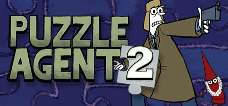 Купить Ключ Puzzle Agent 2  [Steam Key ROW]