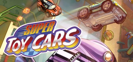 Купить Ключ Super Toy Cars [Steam Key ROW]