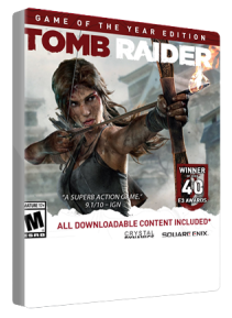Купить Ключ Tomb Raider GOTY Edition [Steam Key ROW]