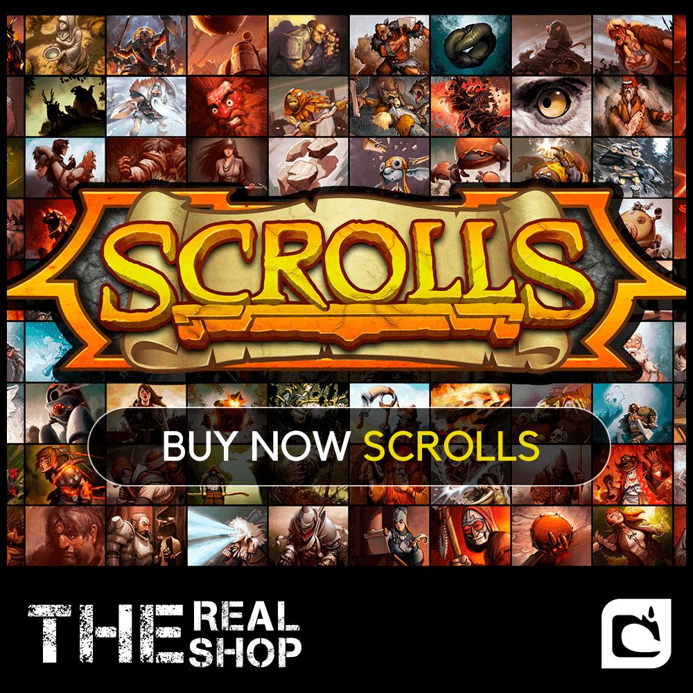 Купить Scrolls Mojang Gift Code
