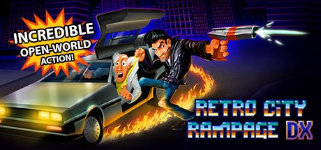 Купить Ключ Retro City Rampage DX [Steam Key ROW]