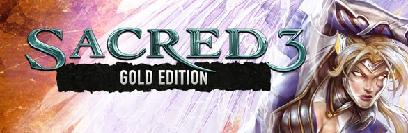 Купить Ключ Sacred 3 Gold  [Steam Key ROW]