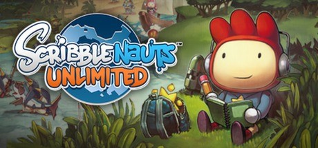 Купить Ключ Scribblenauts Unlimited  [Steam Key ROW]