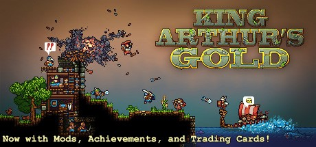 Купить Ключ King Arthur´s Gold [Steam Key ROW]