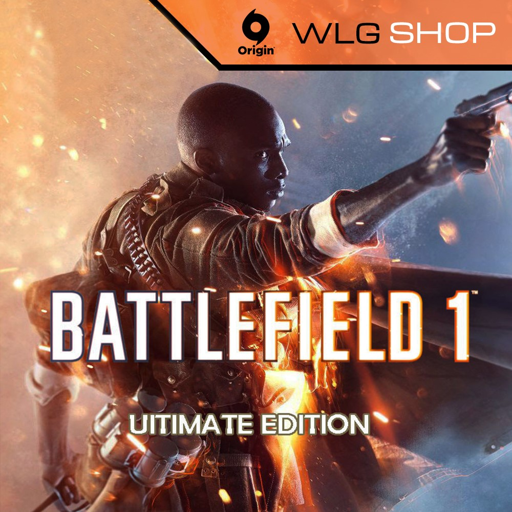 Купить BATTLEFIELD 1 ULTIMATE EDITION [ГАРАНТИЯ] ORIGIN
