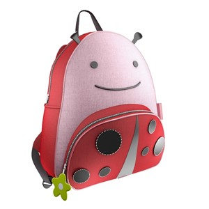 ZOO BackPack Ladybug  Professional, highly detailed 3Ds Max models for architectural visualizations by 3D Ground.