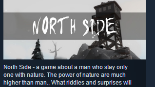 North Side ( Steam Key / Region Free ) GLOBAL ROW