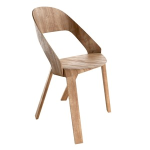 Wooden Chair  Professional, highly detailed 3Ds Max models for architectural visualizations by 3D Ground.
