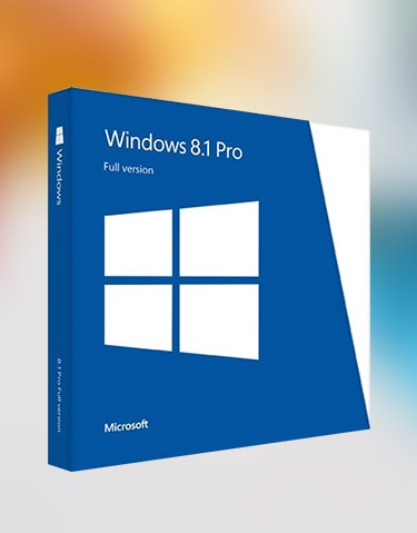 Windows 8.1 Professional 1 PC Retail