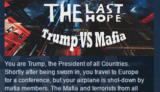 The Last Hope: Trump vs Mafia STEAM KEY REGION FREE