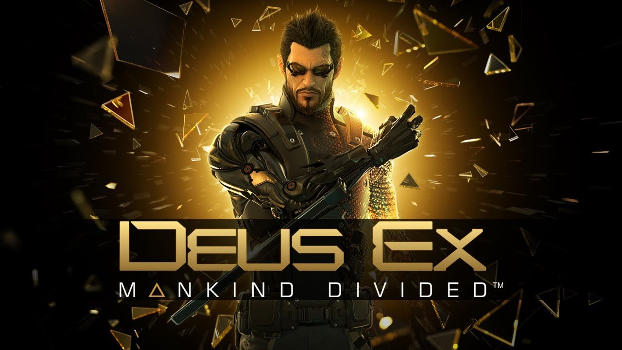 Deus Ex: Mankind Divided аккаунт Steam + Почта