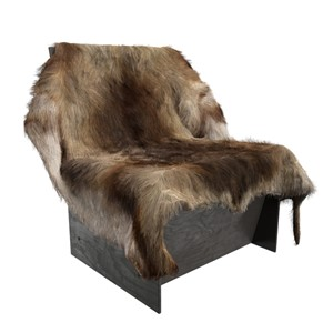 Deer Chair  Professional, highly detailed 3Ds Max models for architectural visualizations by 3D Ground.  For correct render Hair&Fur in Corona go to Effects -- Hair Rendering Options and set geometry. In FBX no fur.