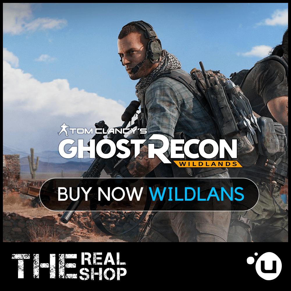 Купить Wildlands   region free   гарантия   Uplay