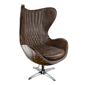 Aviator Chair  Professional, highly detailed 3Ds Max models for architectural visualizations by 3D Ground.
