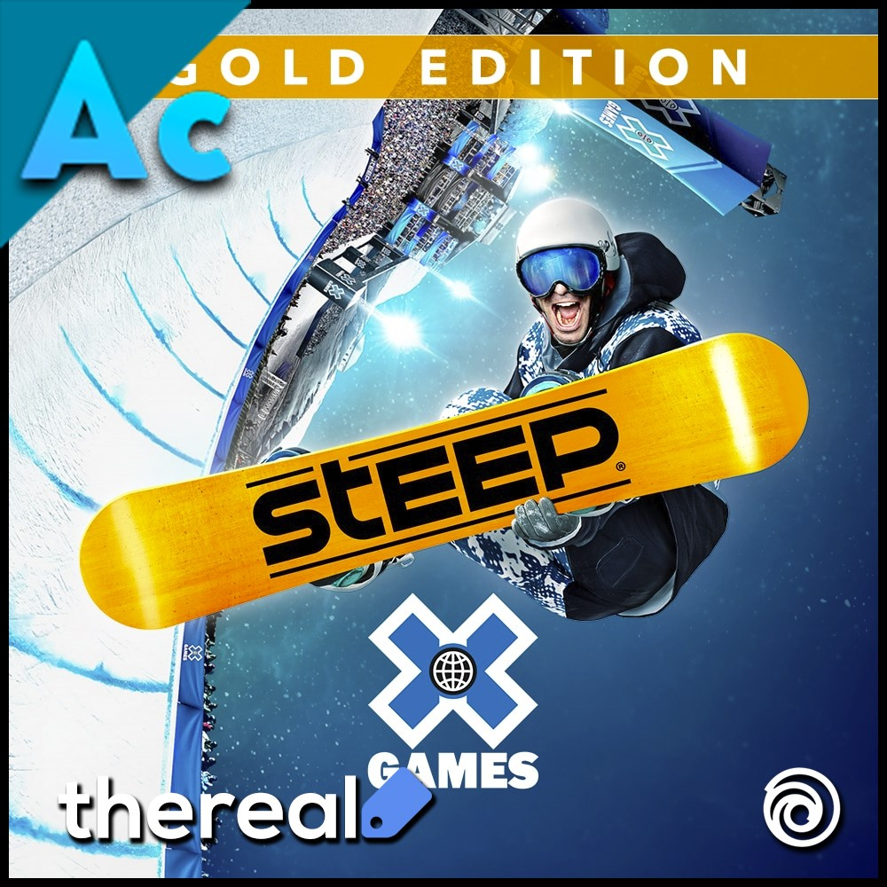 Купить STEEP | REGION FREE | ГАРАНТИЯ | UPLAY &#9989