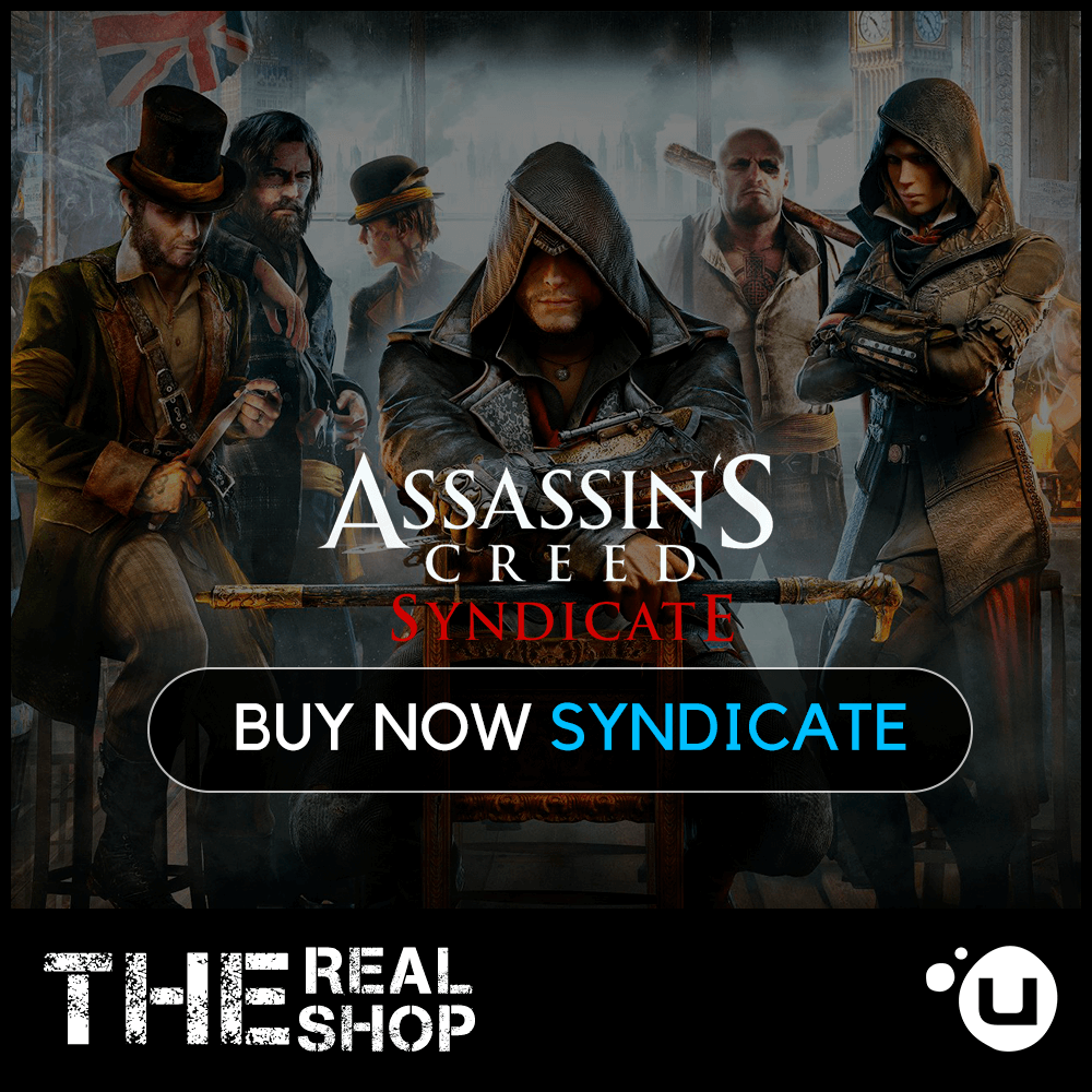 Купить Assassin's Creed Syndicate | ГАРАНТИЯ | Uplay &#9989