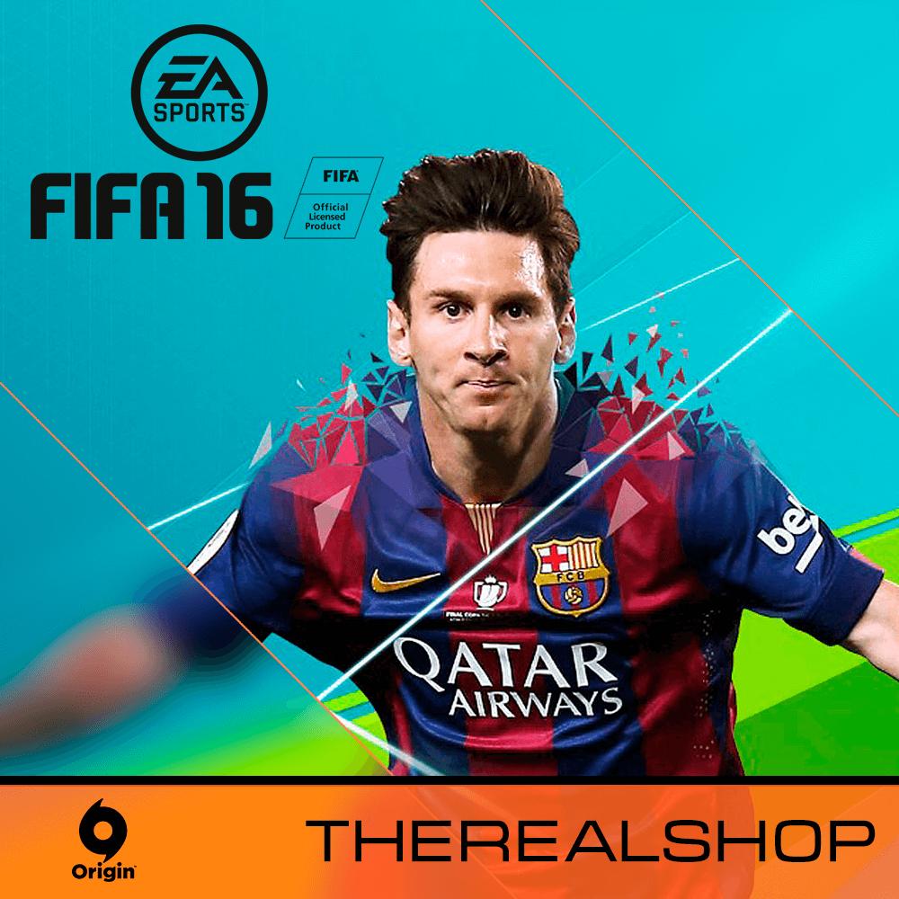 Купить FIFA 16 [MULTI] [ГАРАНТИЯ] Origin