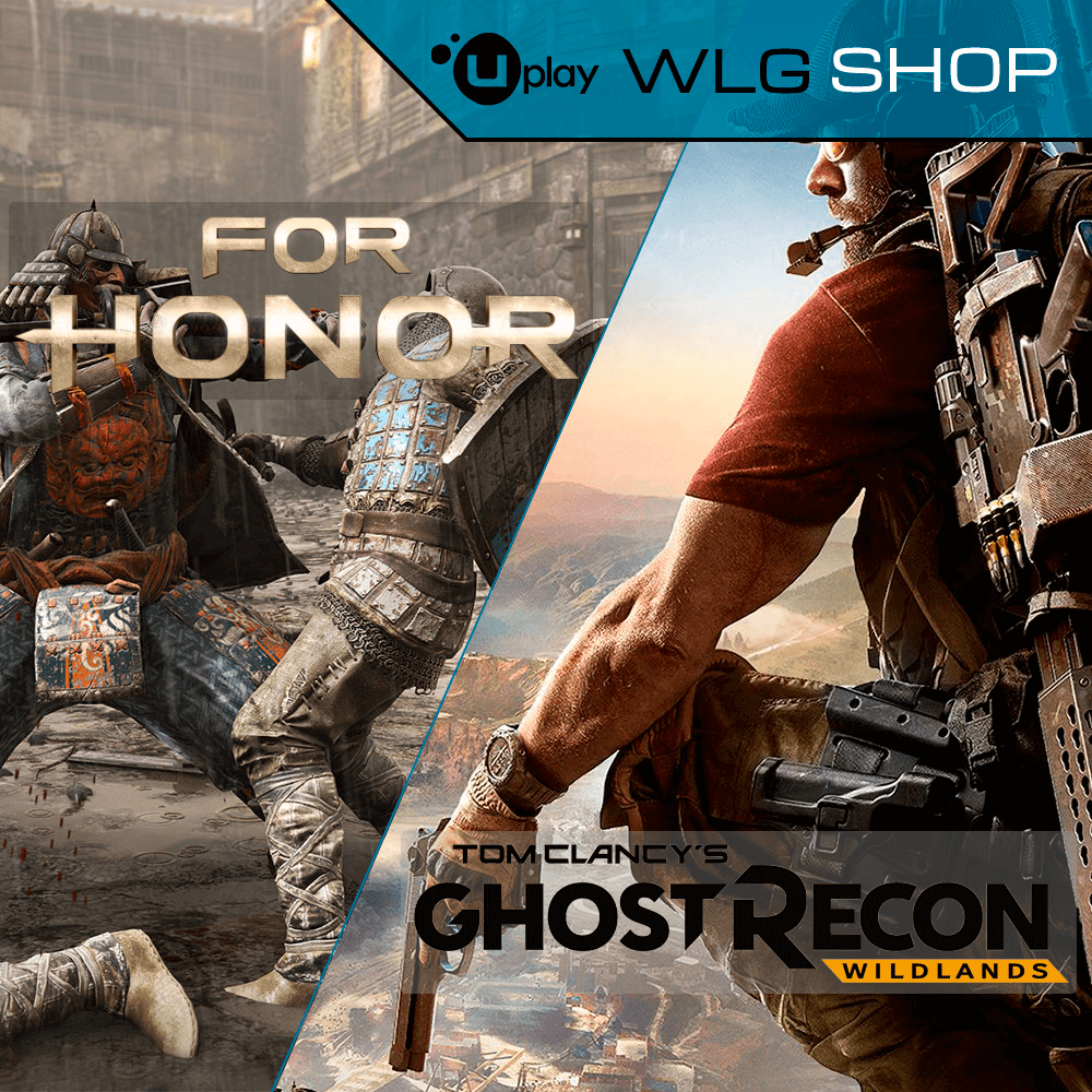 Купить Tom Clancy´s Wildlands+FOR HONOR [Гарантия]