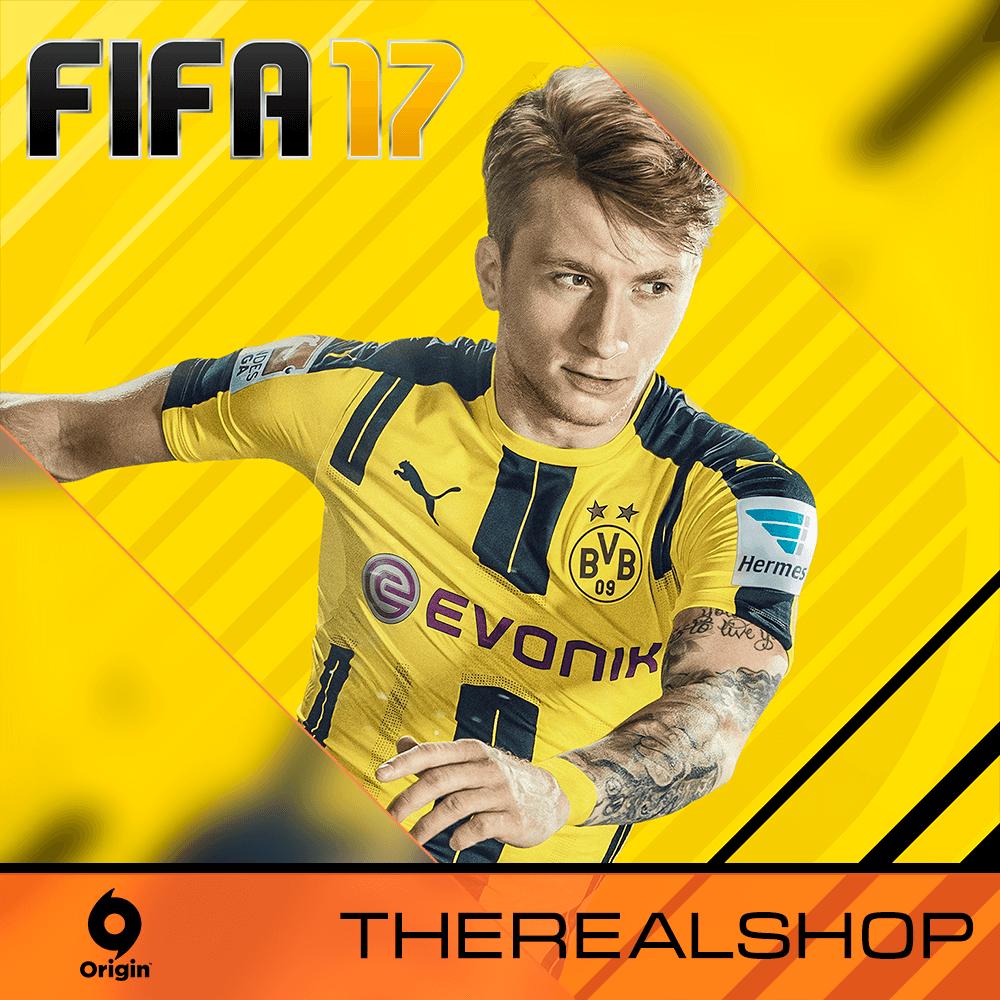 Купить FIFA 17 [MULTI] [ГАРАНТИЯ] Origin