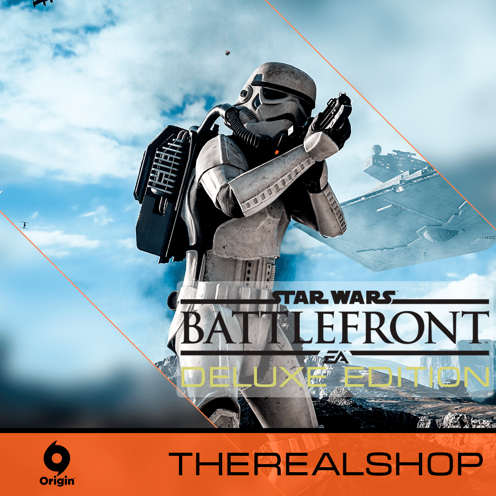 Купить Star Wars Battlefront 3 Deluxe Edition ГАРАНТИЯ Origin