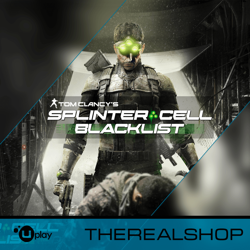 Купить Splinter Cell Blacklist | REGION FREE | UPLAY &#9989