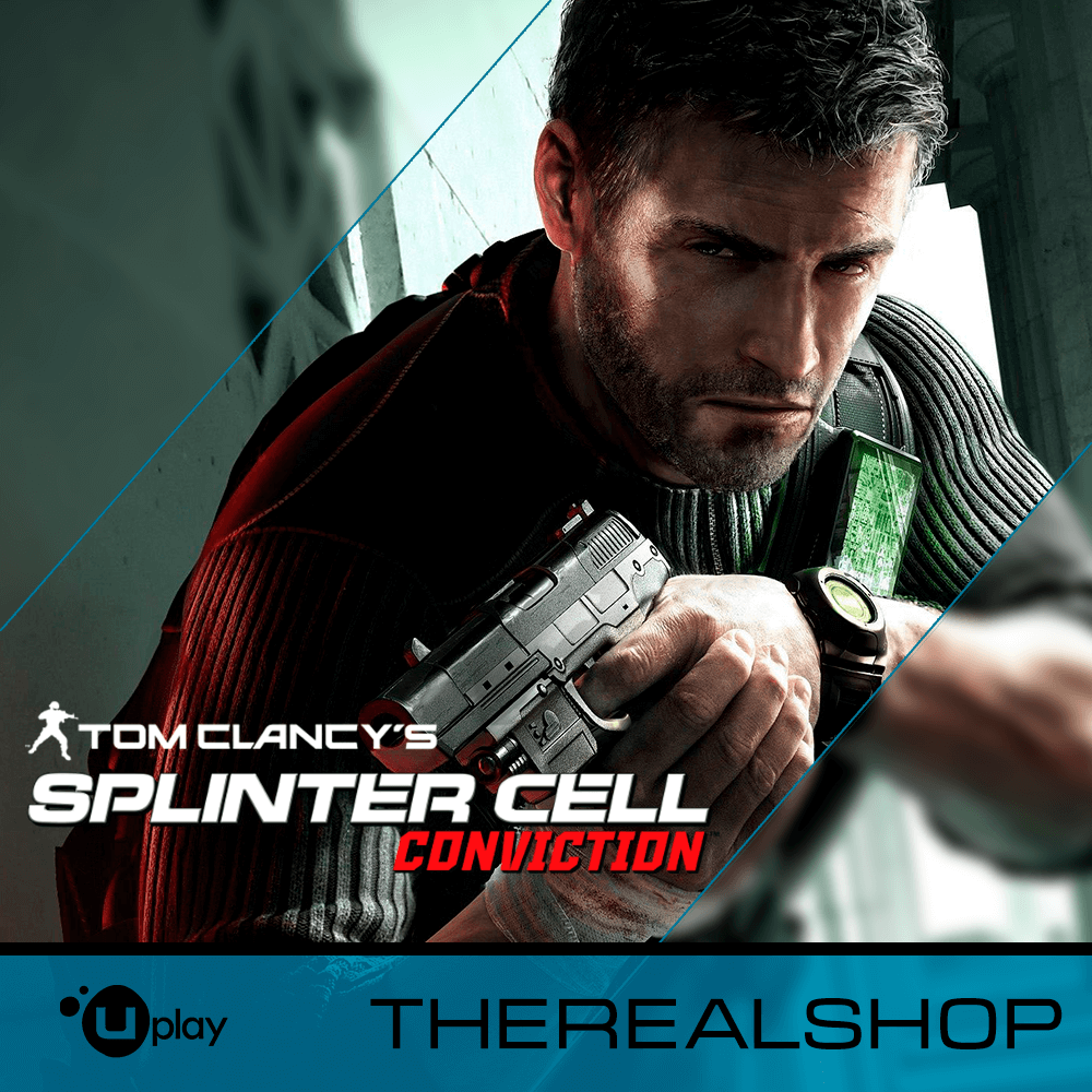 Купить Tom Clancy's Splinter Cell Conviction MULTI Uplay&#9989