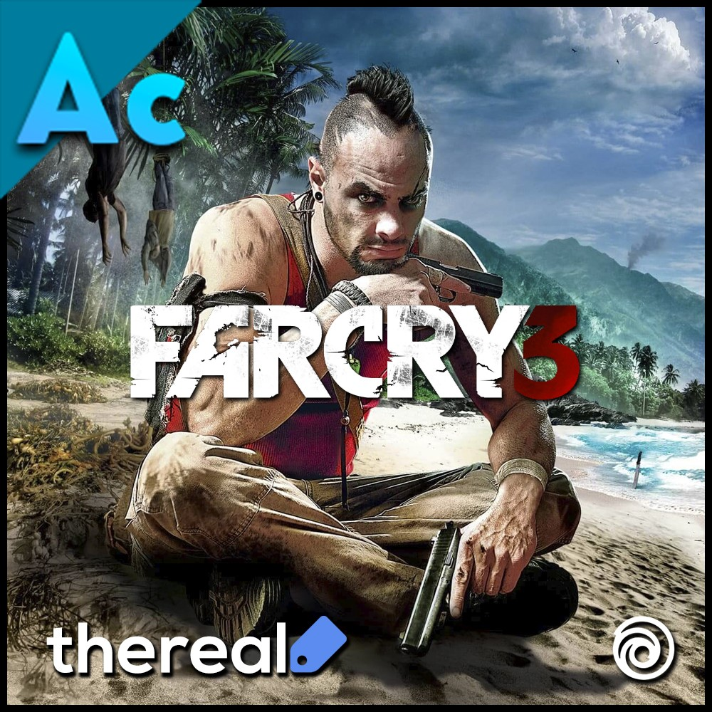 Купить Far Cry 3 | REGION FREE | ГАРАНТИЯ | UPLAY &#9989