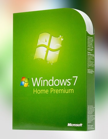Windows 7 Home Premium 1 PC Retail