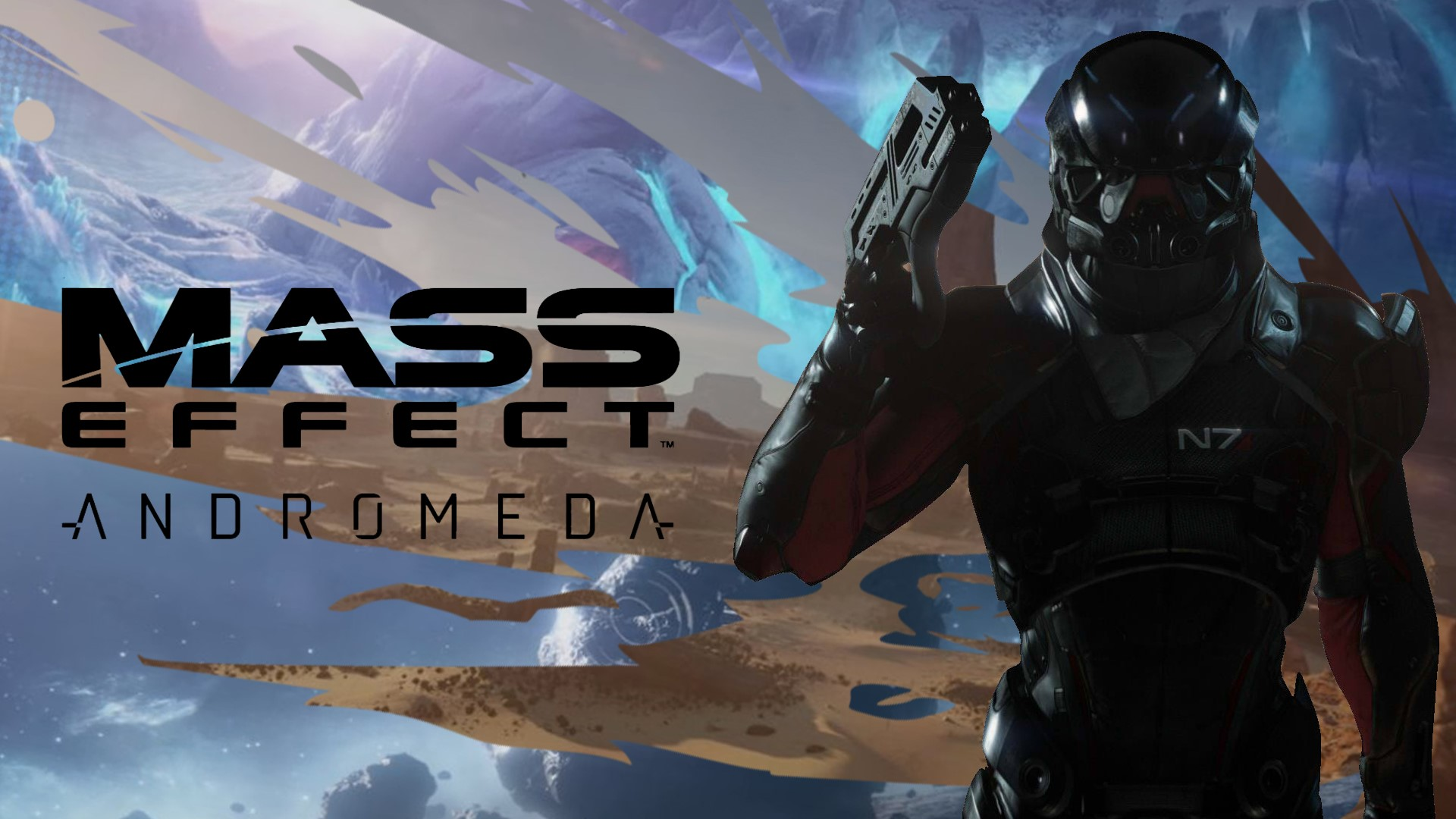 Купить Mass Effect™: Andromeda + Подарок +Бонусы