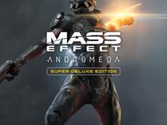 Mass Effect Andromeda Super Deluxe Editioт+Подарок+Гара