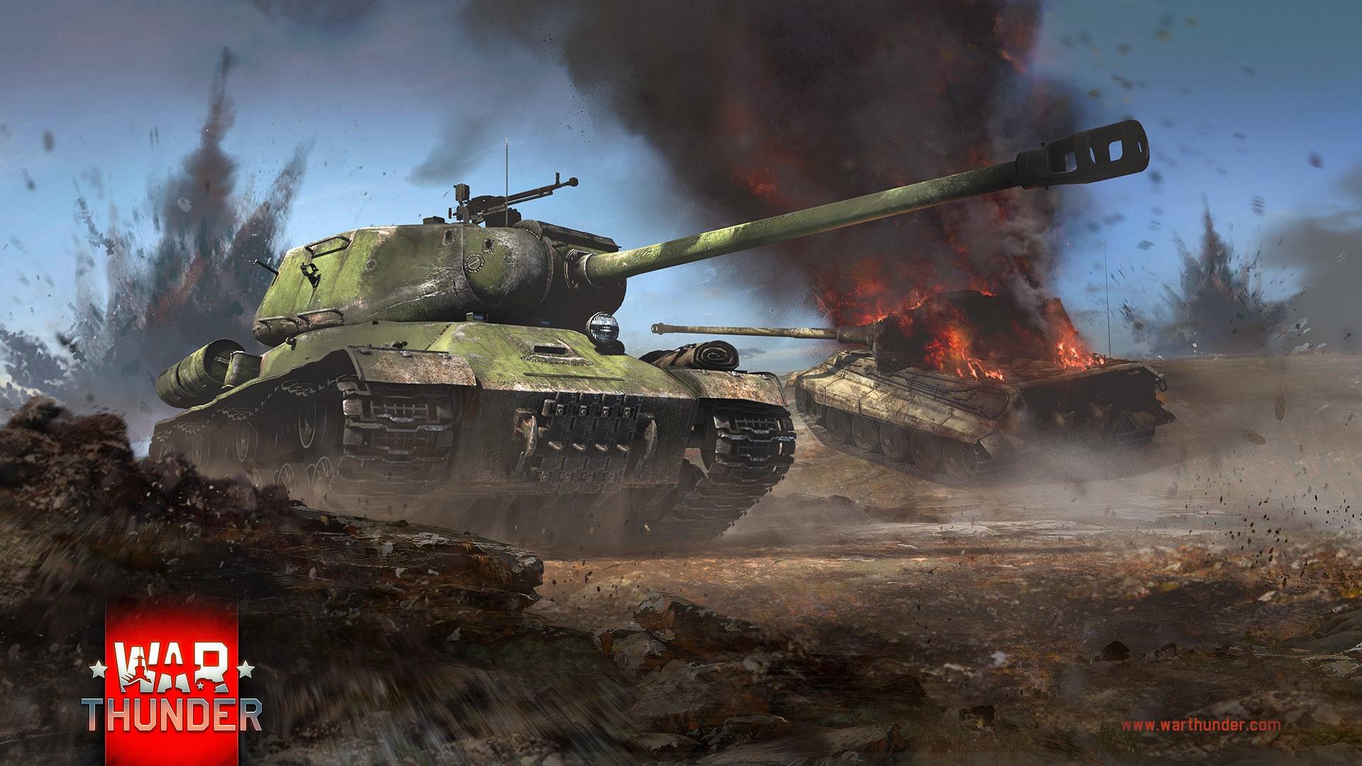 War Thunder от 40 до 80 lvl