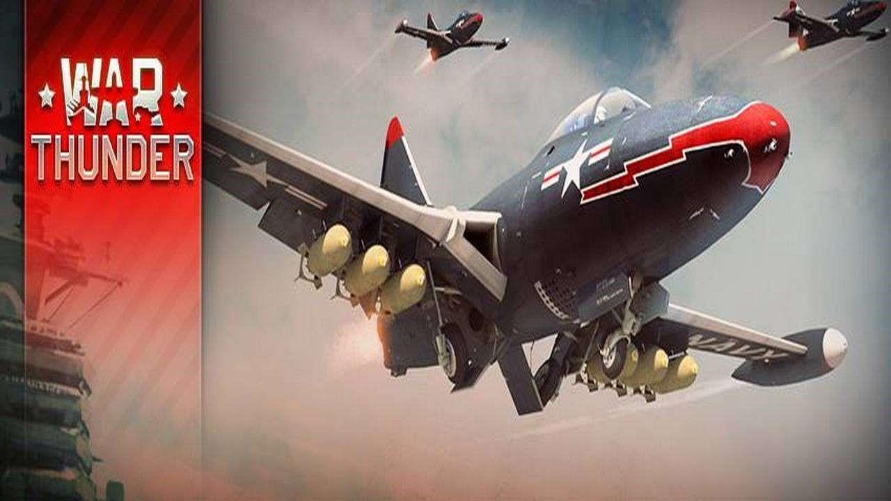 War Thunder от Капитана до 71 lvl