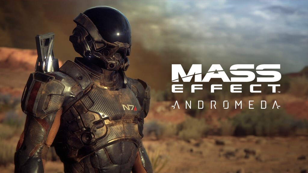 Mass Effect: Andromeda аккаунт Origin + Бонус