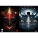 DIABLO 3+DIABLO 3: REAPER OF SOULS (BATTLE.NET)+ПОДАРОК