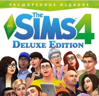 Купить The Sims 4 Deluxe + | СЕКРЕТКА | + | СМЕНА ПОЧТЫ