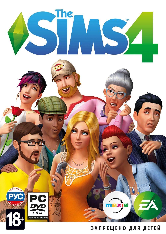 Купить The Sims 4  + СЕКРКТКА