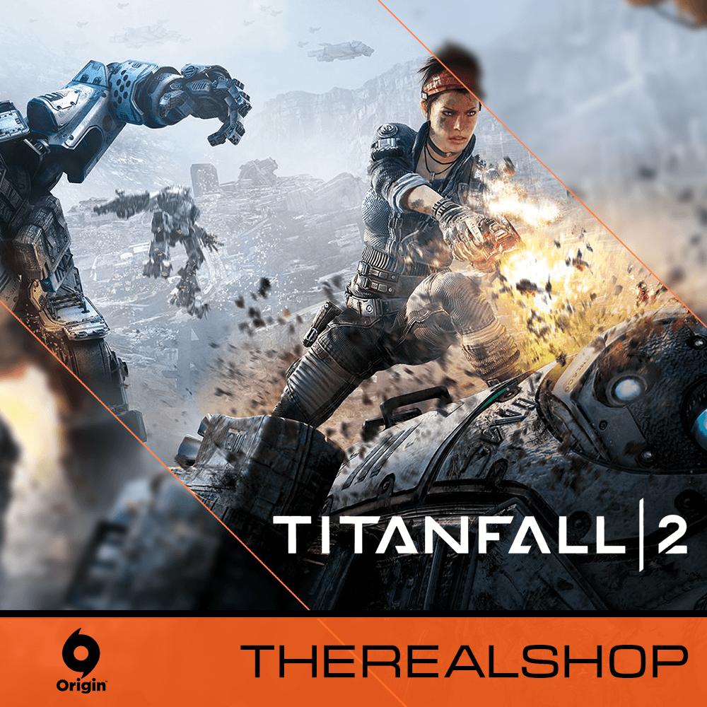 Купить Titanfall 2 Deluxe Edition [MULTI] [ГАРАНТИЯ] Origin