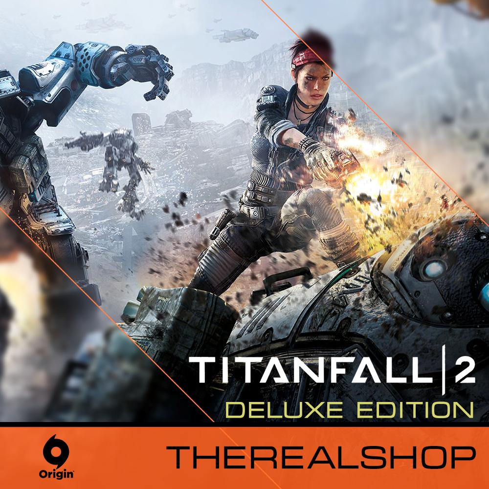 Купить Titanfall 2 Deluxe Edition   region free   Origin