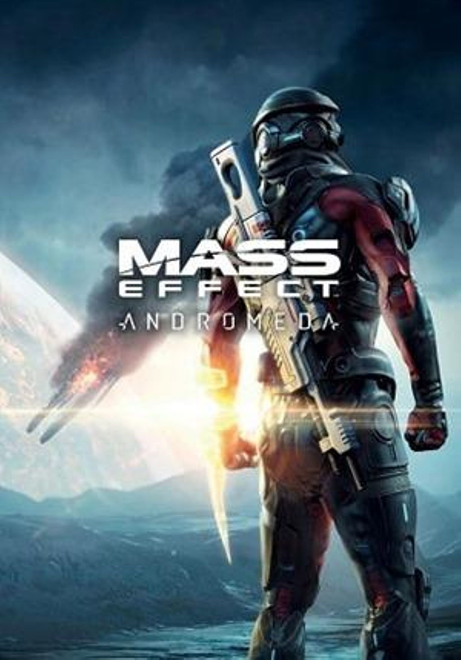 Купить MASS EFFECT: ANDROMEDA DELUXE EDITION