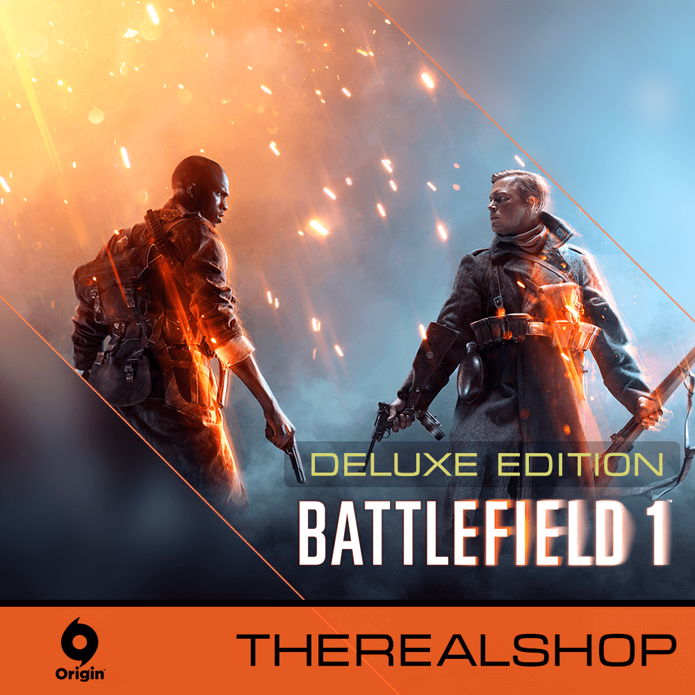 Купить Battlefield 1 Deluxe Edition RU/MULTI | ГАРАНТИЯ Origin