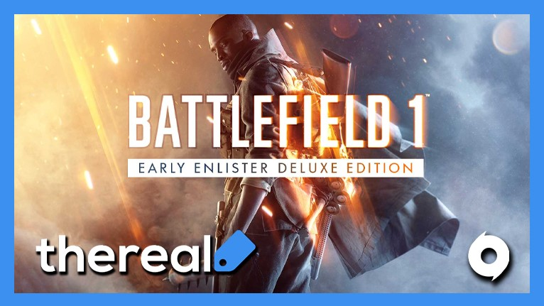 Купить Battlefield 1 Deluxe Edit REGION FREE | ГАРАНТИЯ Origin