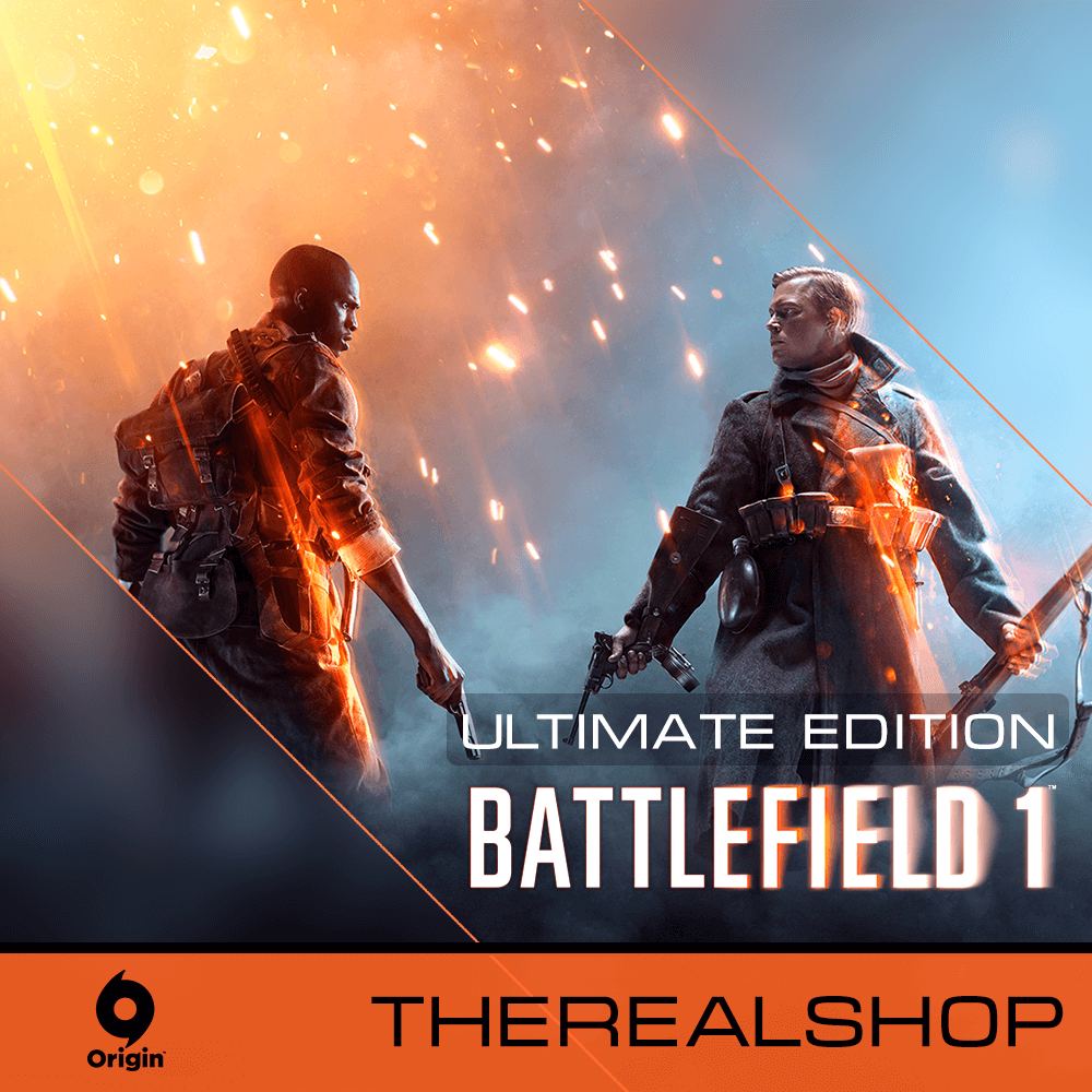 Купить Battlefield 1 Ultimate Edition | ГАРАНТИЯ &#9989