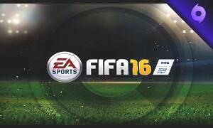 FIFA 16 + гарантия + подарок