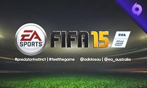 FIFA 15 + гарантия + подарок